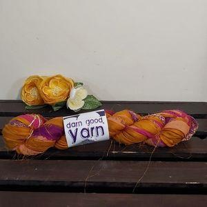 Reclaimed Chiffon Ribbon Yarn 382